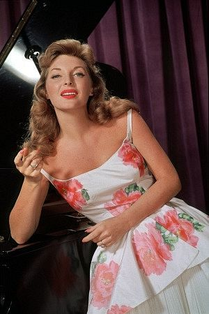 Julie London circa 1956