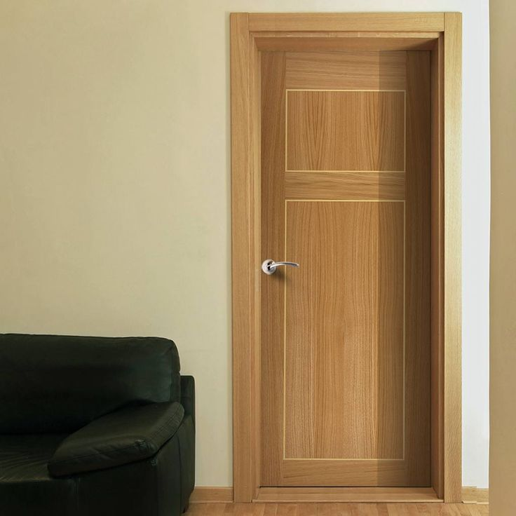 84 best internal flush oak doors images on pinterest oak for Solid flush door