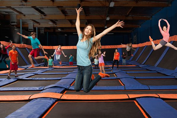 Sky Zone Chooses Tryten iPad Kiosks for Waiver Stations