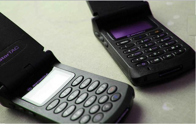 C'era una volta il mitico Motorola StarTAC