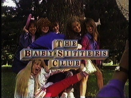 The Baby-Sitters Club film and books
