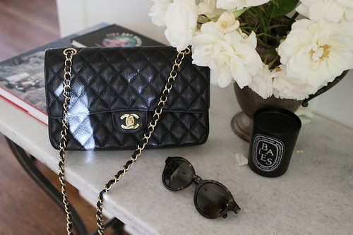 Chanel bags 2014 new spring line. The blonde in the pic. Another fav.