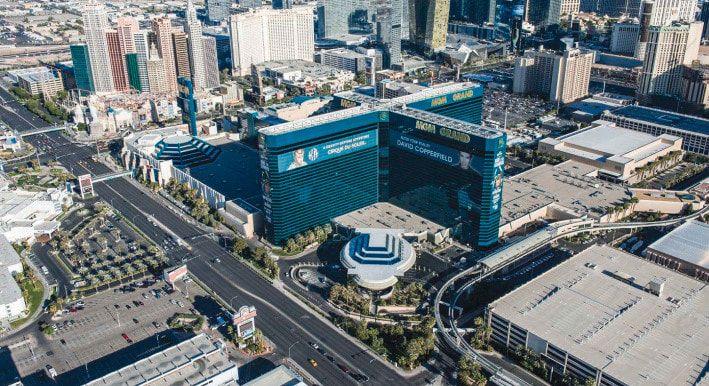 O Maior Hotel Do Mundo Las Vegas Hotel Grande Hotel