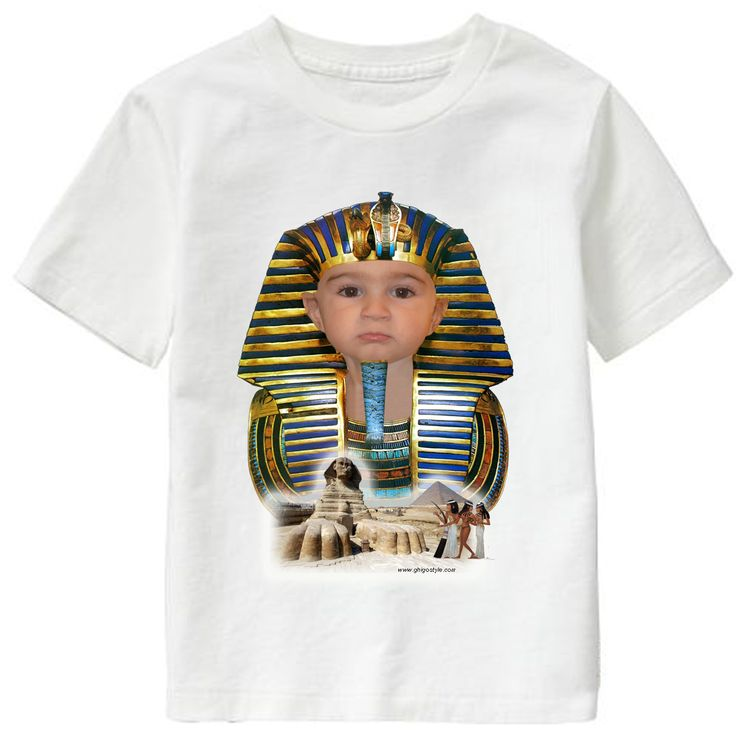 The Mummy personalized T-shirt www.ghigostyle.com