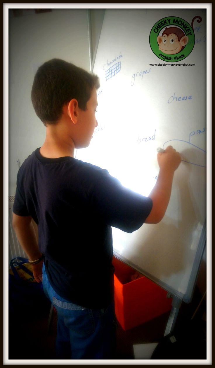 Recycling vocabulary...#CME4K Sadece çocuklar için İngilizce dil kursu İzmir