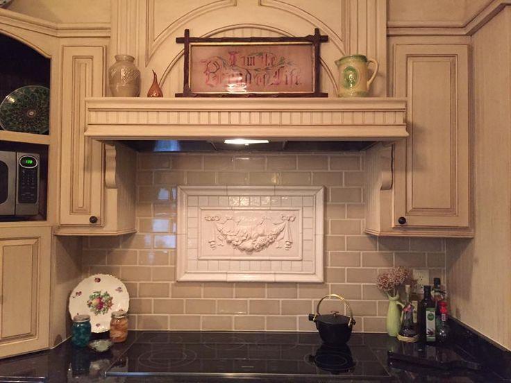 Kitchen Backsplash Murals 16 best relief tile murals for your kitchen backsplash images on