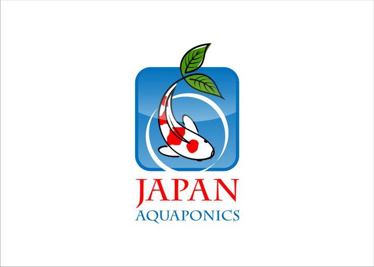 Japan Aquaponics Logo By Sapto7 My Logo Designs At
