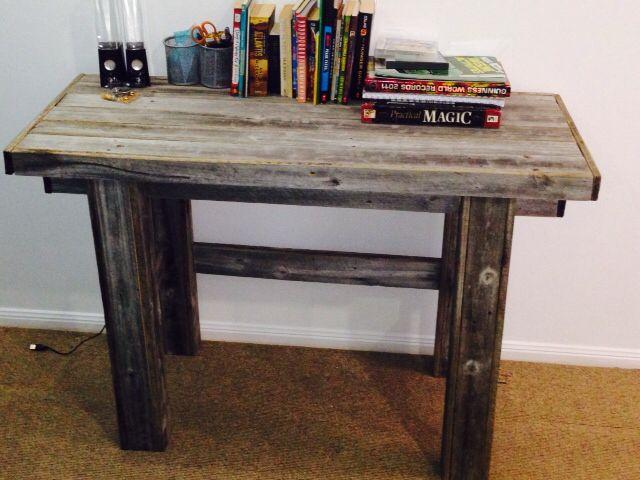 Made desk