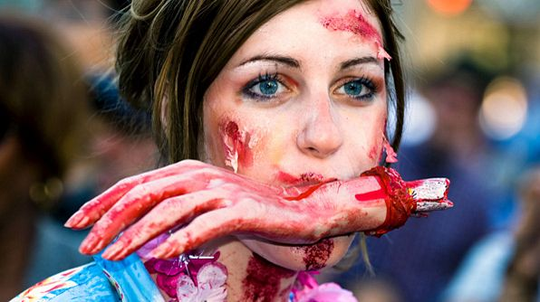 Top Zombie Walks Around the World