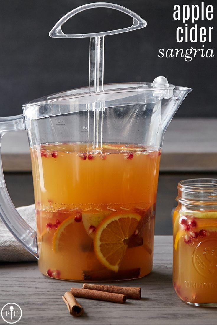 Apple Cider Sangria More