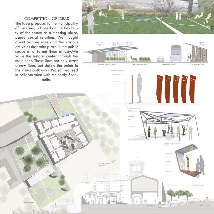 #landscape #concorsod'idee