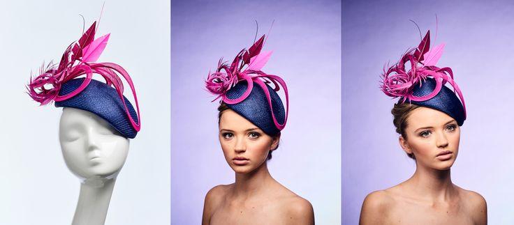 Designer Summer Wedding Hats | Rosie Olivia Millinery
