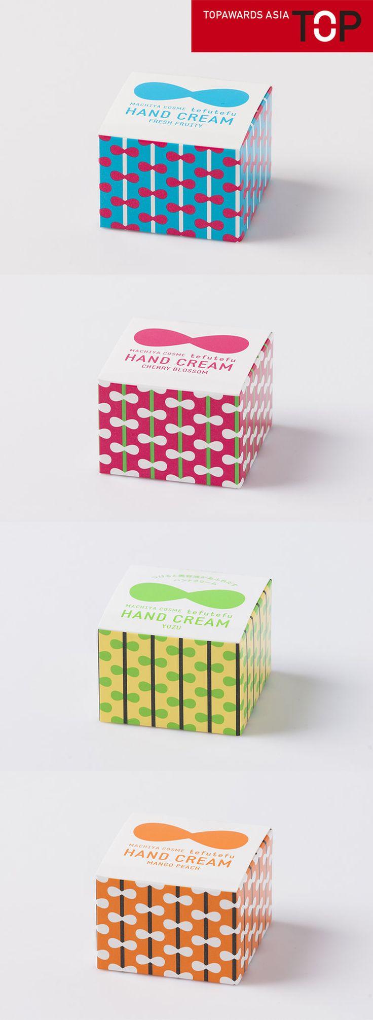 tefutefu Hand Cream — Topawards Asia
