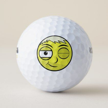 Smooth Face Golf Balls - home gifts ideas decor special unique custom individual customized individualized