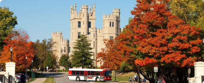 Northern Illinois University: DeKalb, Illinois