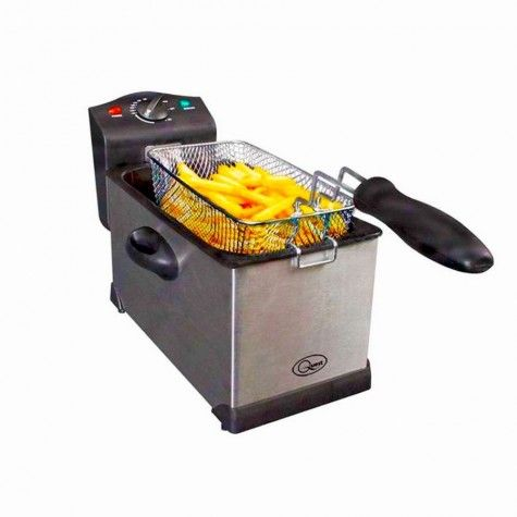 New Quest 3 litres Stainless Steel Deep Fat Fryer now available at wholesale prices!!  http://www.dkwholesale.com/domestic-appliances/deep-fat-fryers/quest-3-litre-stainless-steel-deep-fat-fryer-2000w-35140.html