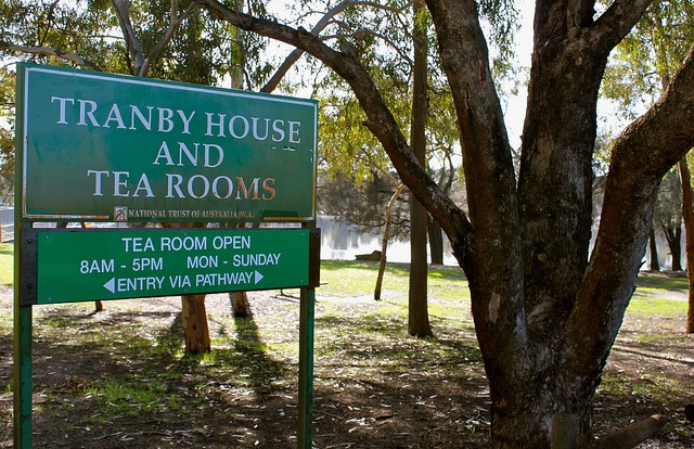 Tranby House, Maylands Perth
