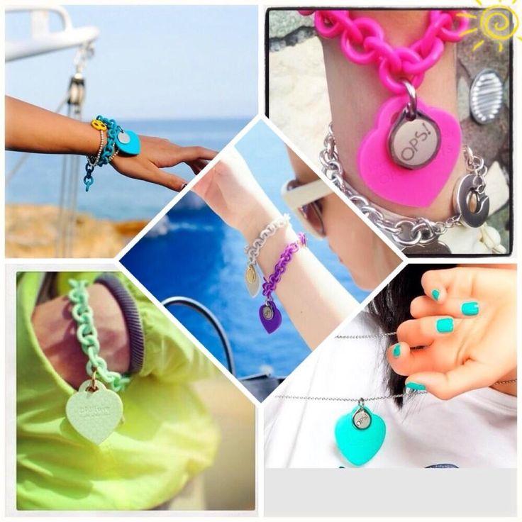 Ops!Love bracelets! #jewellery