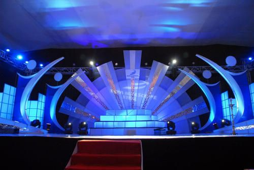 17 best images about stage concept on pinterest stage for Award ceremony decoration ideas