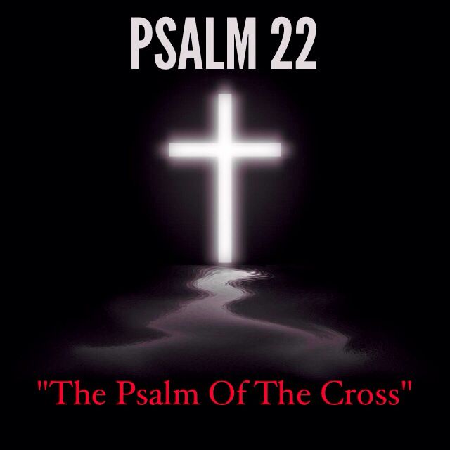 "Spurgeon called Psalm 22 ""The Psalm of the Cross"".   Psalms 22, 23, & 24 form a trilogy.  In Psalm 22 - The GOOD Shepherd gives His life for the sheep(John 10:11); in Psalm 23 - The GREAT Shepherd, ""Brought again from the dead through the blood of the everlasting covenant""(Hebrews 13:20), tenderly cares for the sheep; Psalm 24 - The CHIEF Shepherd appears as the King of Glory to receive and reward His sheep(1 Peter 5:4)."