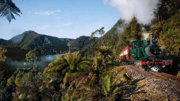 A slow train to Strahan: West Coast Wilderness Railway Tasmania