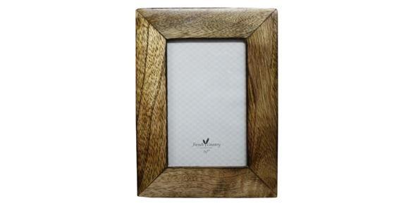 """KM0007 Solid Frame Mango Wood 5x7"""" 16cmWx1cmDx21cmH  KM0008 Solid Frame Mango Wood 4x6"""" 15cmWx1cmDx18.5cmH"""