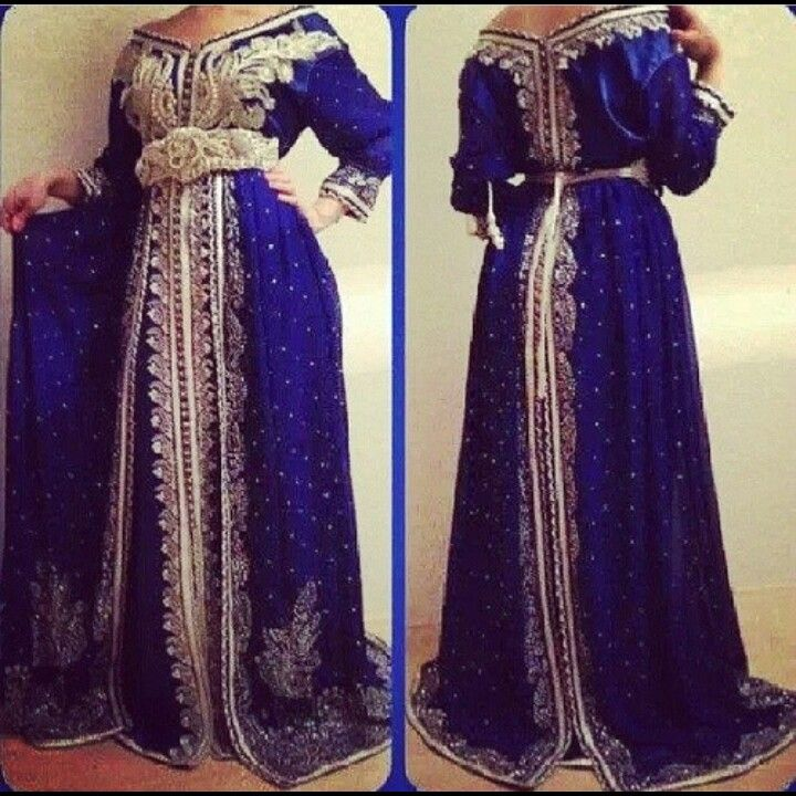 Maroccan dress