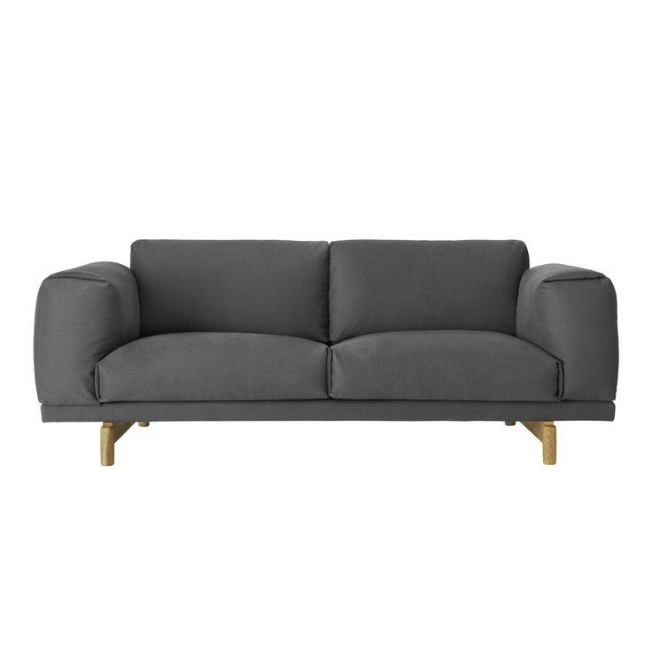 Rest 2-sitssoffa 2-sitssoffa   Muuto   Länna Möbler   Handla online