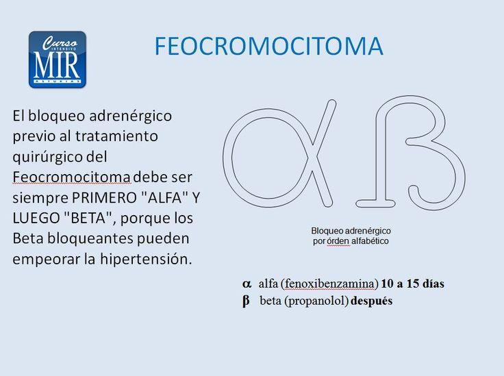 Regla Nemotécnica - Feocromocitoma - #Endocrinología