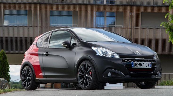 El nuevo Peugeot 208 GTi llega a España con dos versiones