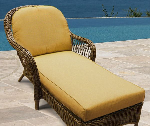 51 best wicker chaise lounger cushions images on pinterest wicker furniture cushions chaise. Black Bedroom Furniture Sets. Home Design Ideas