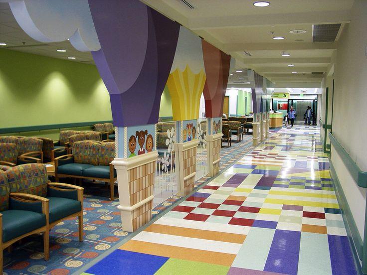 Alfred Dupont Hospital For Children Patient Room Design