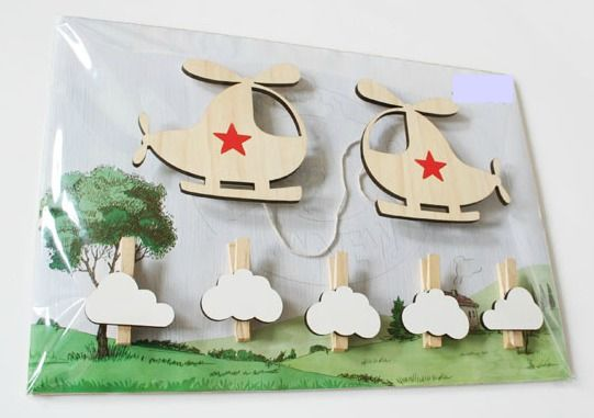 Our Helicopter wall art pegs are the perfect way to display your child's masterpieces, favourite photos, notes etc  NZ$29.00 from Squoodles http://squoodles.co.nz/products/kids-wall-art-pegs/