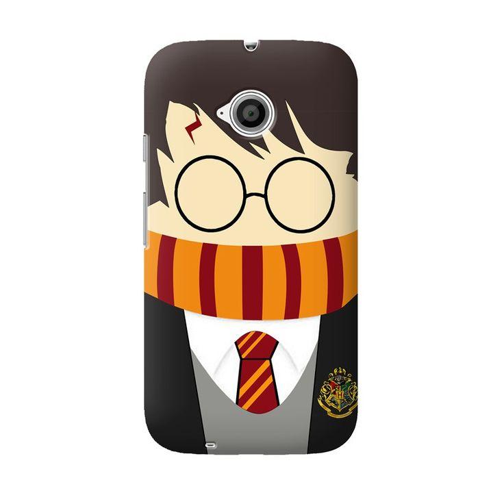 Cover it up Harry Potter Moto E2 case - Moto E - 2nd Gen - Motorola - Phone Cases Cover it up