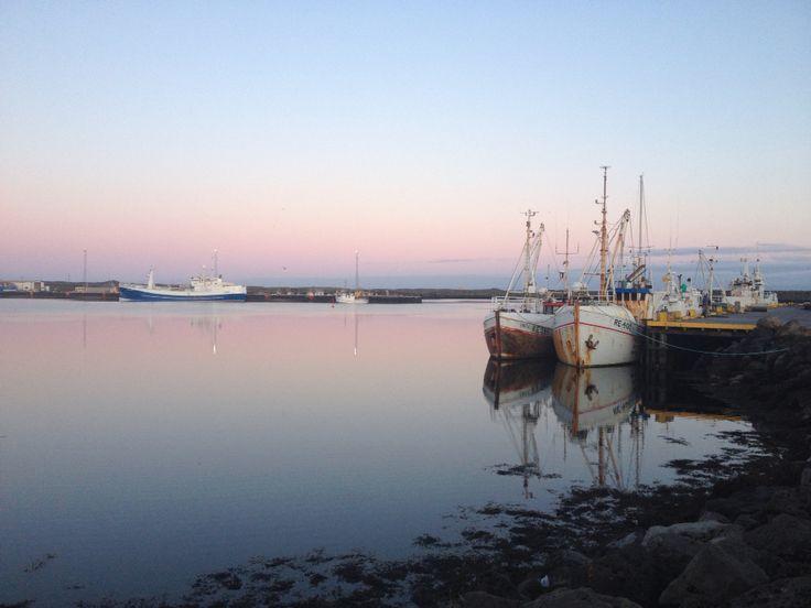 Sunset at 11:30pm in Iceland - summer memories | Atardecer a las 11:30 de la noche en Islandia - recuerdos del verano