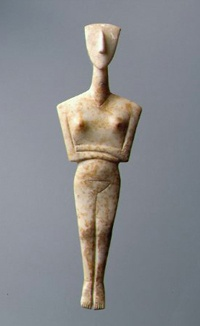 Reclining Female Figure attributed to the Ashmolean Master Greece Cycladicu2026 & 10 best Aegean Art images on Pinterest | Ancient artifacts ... islam-shia.org