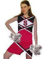 Cheerleading Uniforms | Dance Team Uniforms | Cheap Cheerleading Uniforms - CHEERLEADING UNIFORMS