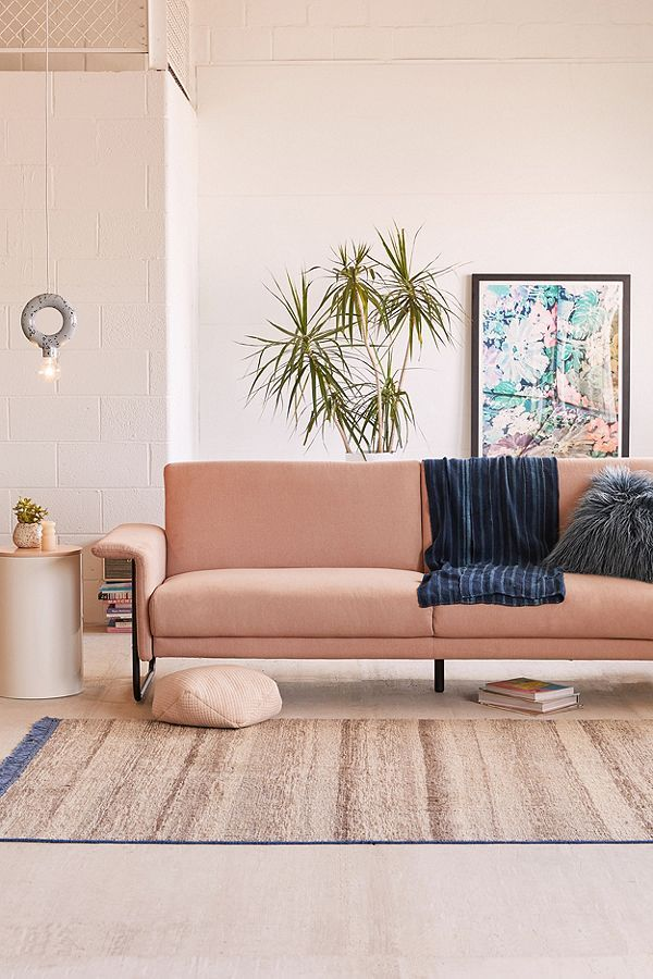 Die besten 25+ Eclectic sleeper sofas Ideen auf Pinterest - wohnzimmer ideen rote couch