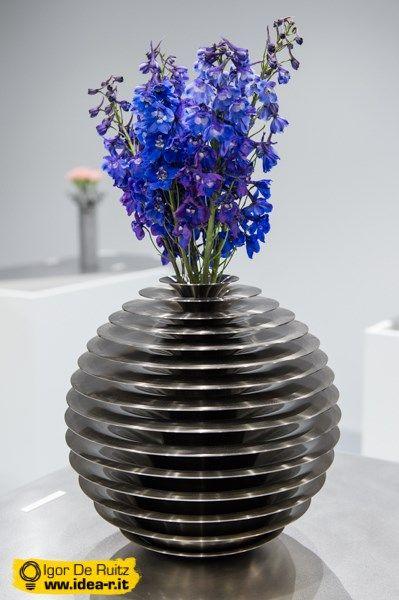 Flower Metal by Yokohama Makers Village (Milano Design Week - Tortona)