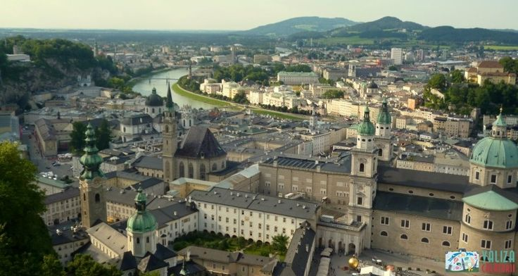 Salzburg, o vacanță pe ritmuri de muzică clasică