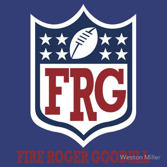 Fire Roger Goodell   He will be starting the SOS with Brady again , in early March!  HE could not even come to the PATS game today...he went to the NFC game..He would have had to present the PATS with the trophy in case they won...he is just chicken S**T!    He cannot even face the Greatest team ever, Nor TOM BRADY..  I hope Tom takes his ass down again!