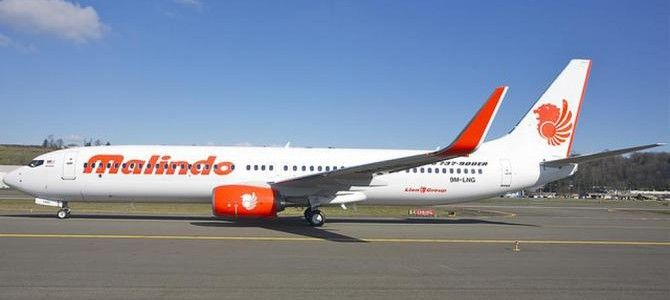 Sejarah Maskapai Malindo Airways