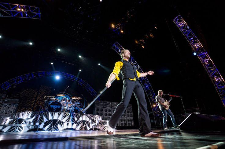 Van Halen July 26, 2015 Photo © Todd Morgan