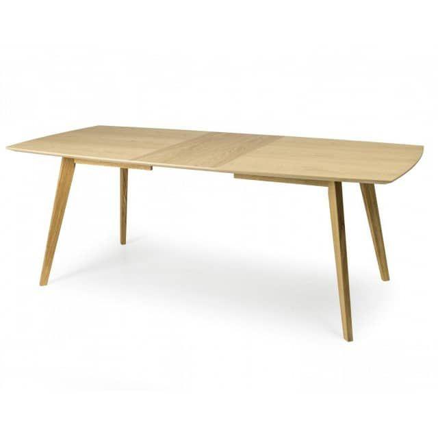 Schön Aufgetafelt!Designliebhaber Aufgepasst ... Eine Tischplatte Im  Eichelook Aufgesetzt Auf Einem Gestell