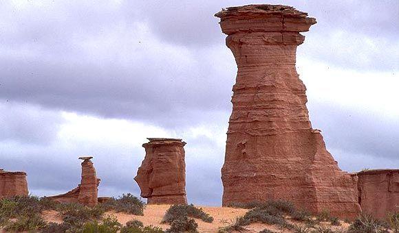 Parque nacional Talampaya - La Rioja