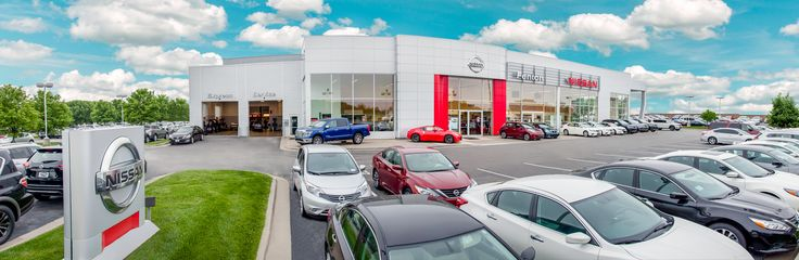 Fenton Nissan of Tiffany Springs | Car Dealership Photography | http://www.fentonnissanofkc.com/ #photography #cars #car