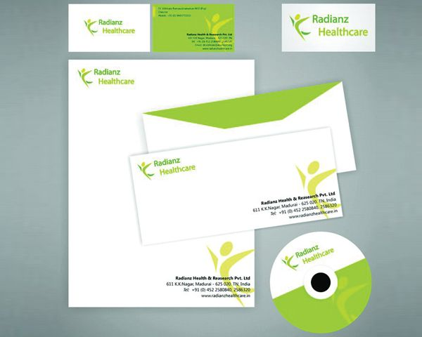 26 best HealthCare-Brand Identity Pack images on Pinterest - healthcare brochure