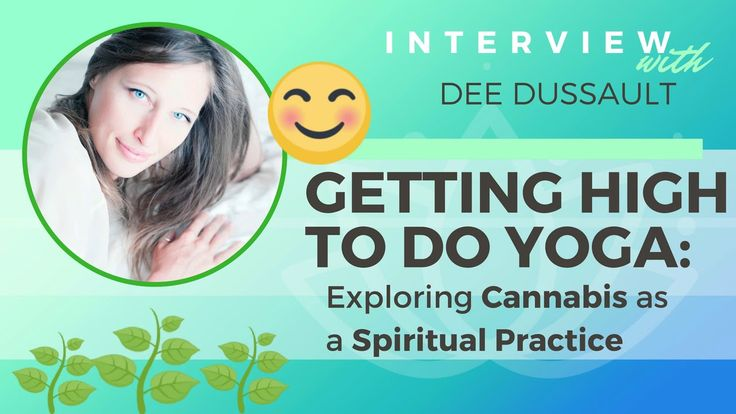 Sivana Podcast - Should you integrate cannabis into your time on that mat? Are you already doing so and looking to go deeper? Whether youre a massive skeptic or someone already using cannabis as part of your spiritual practice do not miss this episode with the founder of Ganja Yoga Dee Dussault. Together we cover the basics: how to begin if youve never tried cannabis before best practices on dosing ingestion methods and subsequent yoga and meditation techniques. We learn about the history…