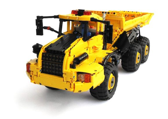 Lego technic Dump Truck