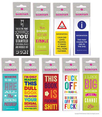 Brainbox candy #magnetic bookmark funny rude joke gift #present reading #humour,  View more on the LINK: http://www.zeppy.io/product/gb/2/321423138415/